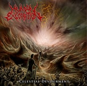Image of HUMAN EXCORIATION-CELESTIAL DEVOURMENT CD
