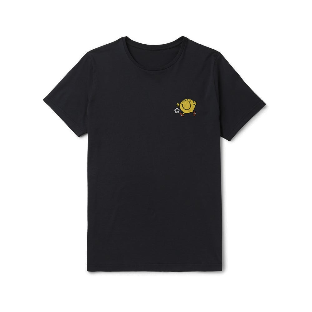 Image of Tshirt broderie Football