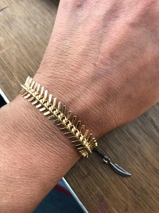 Image of Spine bracelet