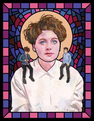 Image of Saint Elizabeth Frazer (Cocteau Twins)