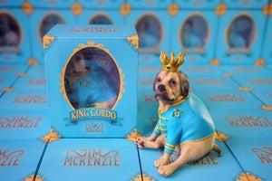 "Image of  ""King Gordo"" Original Colorway edition of 200 - SIGNED Vinyl Figure"