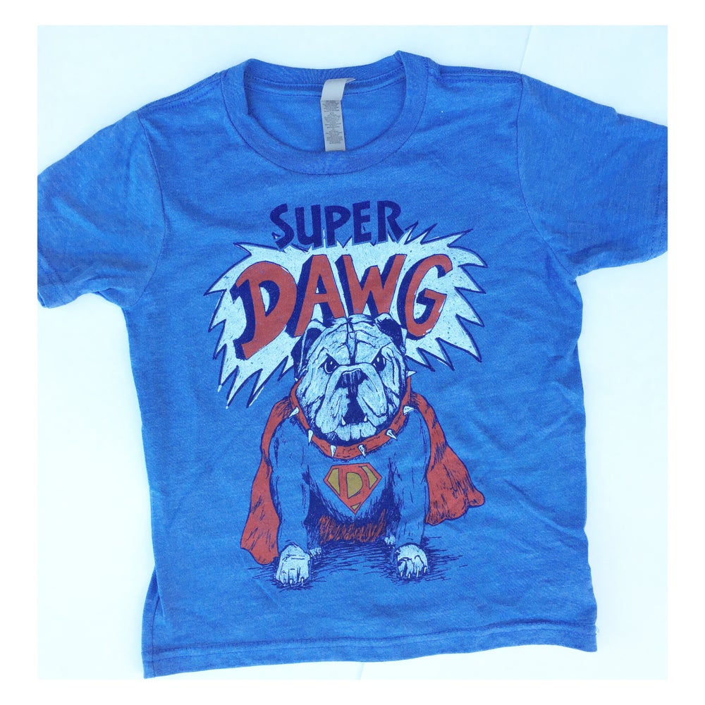 Image of Youth Super Dawg Short Sleeve Tees