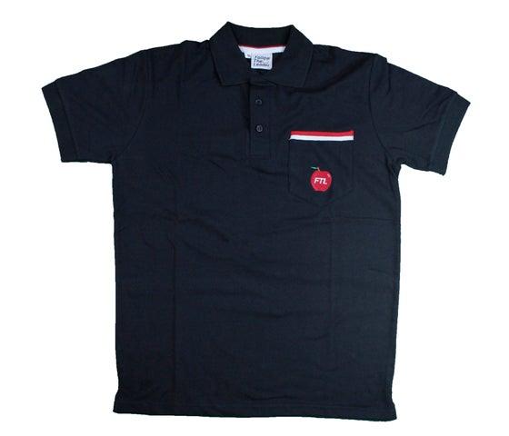 Image of Big Apple Short Sleeve Polo