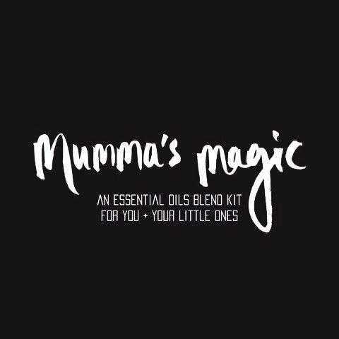 Image of MUMMA'S MAGIC