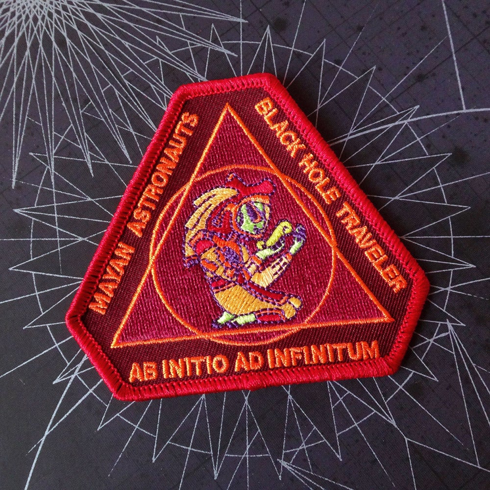 Image of Ab Initio Ad Infinitum Patch