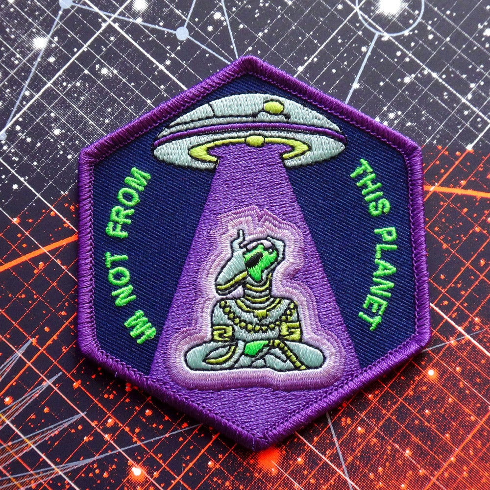 Image of  Ancient Aliens 4 Patches Pack