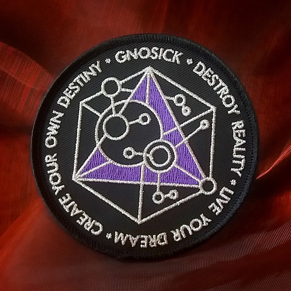 Image of Gnosick's Sigil Patch