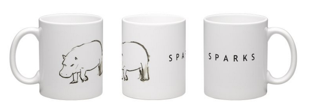 Image of Hippopotamus Mug