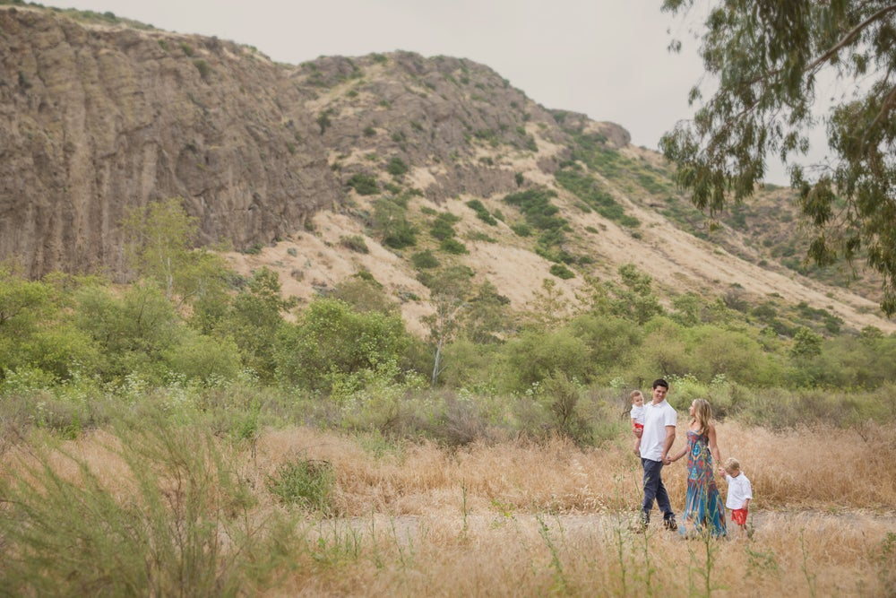 Image of Late Spring Mini Session at Santa Rosa Valley Park (Camarillo)