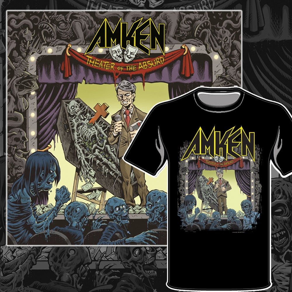 "Image of AMKEN ""THEATER OF THE ABSURD"" BUNDLE #2"
