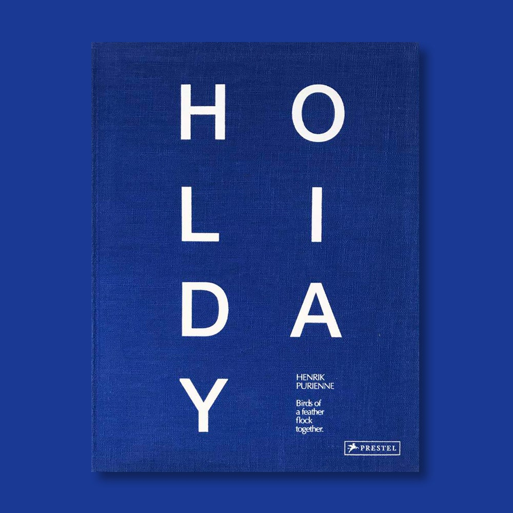 Image of Purienne Holiday Bleu - Last copies