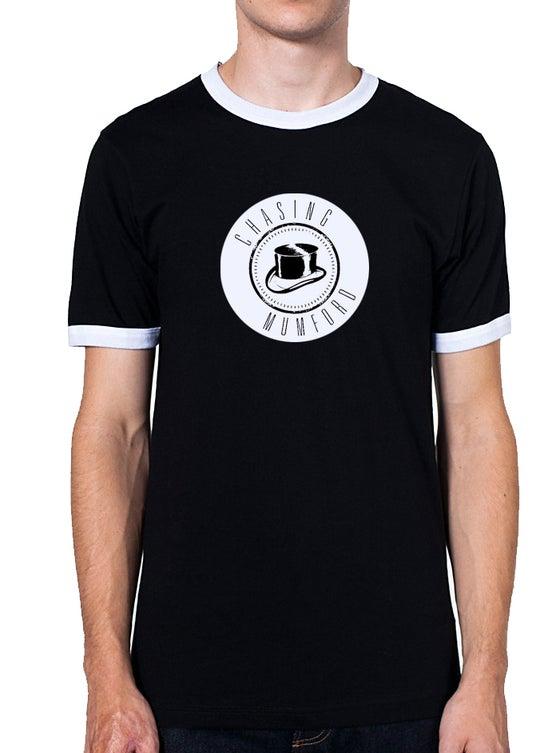 Image of CM Top Hat Ringer Shirt
