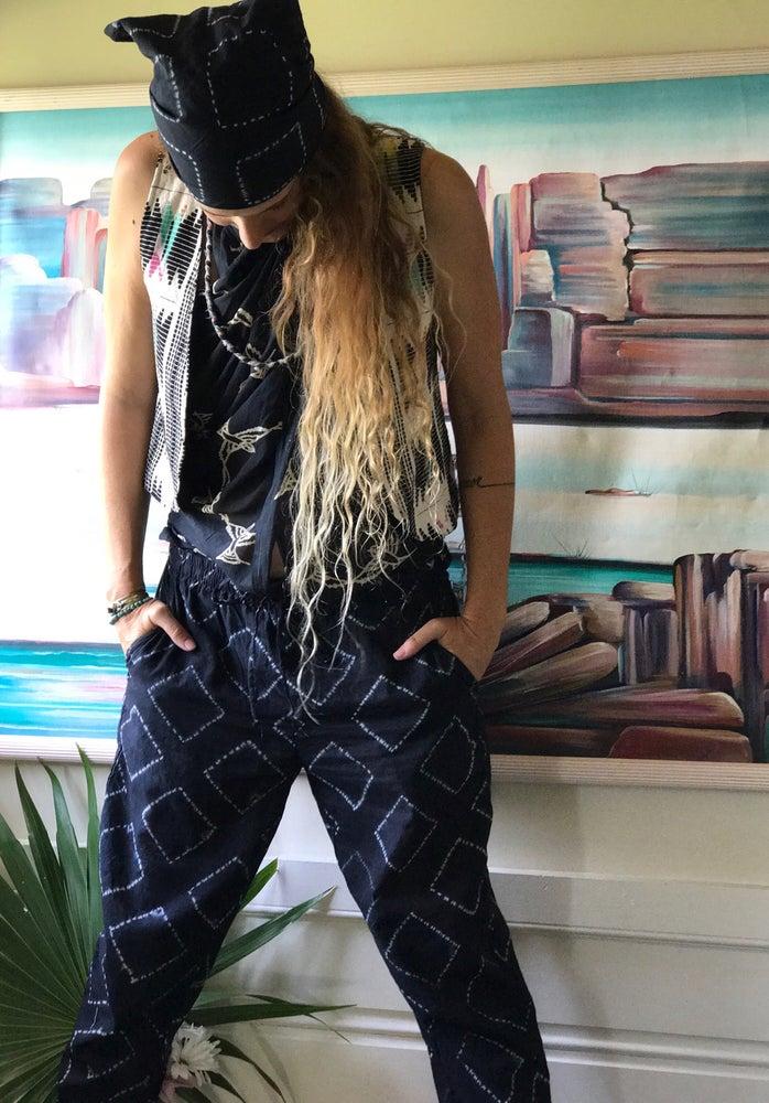 Image of Shibori Trouser Pants