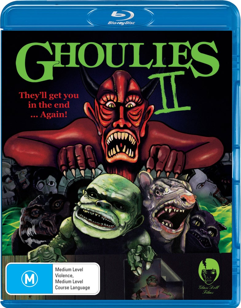 Image of Ghoulies II (Bluray)