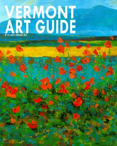 Image of Vermont Art Guide #4