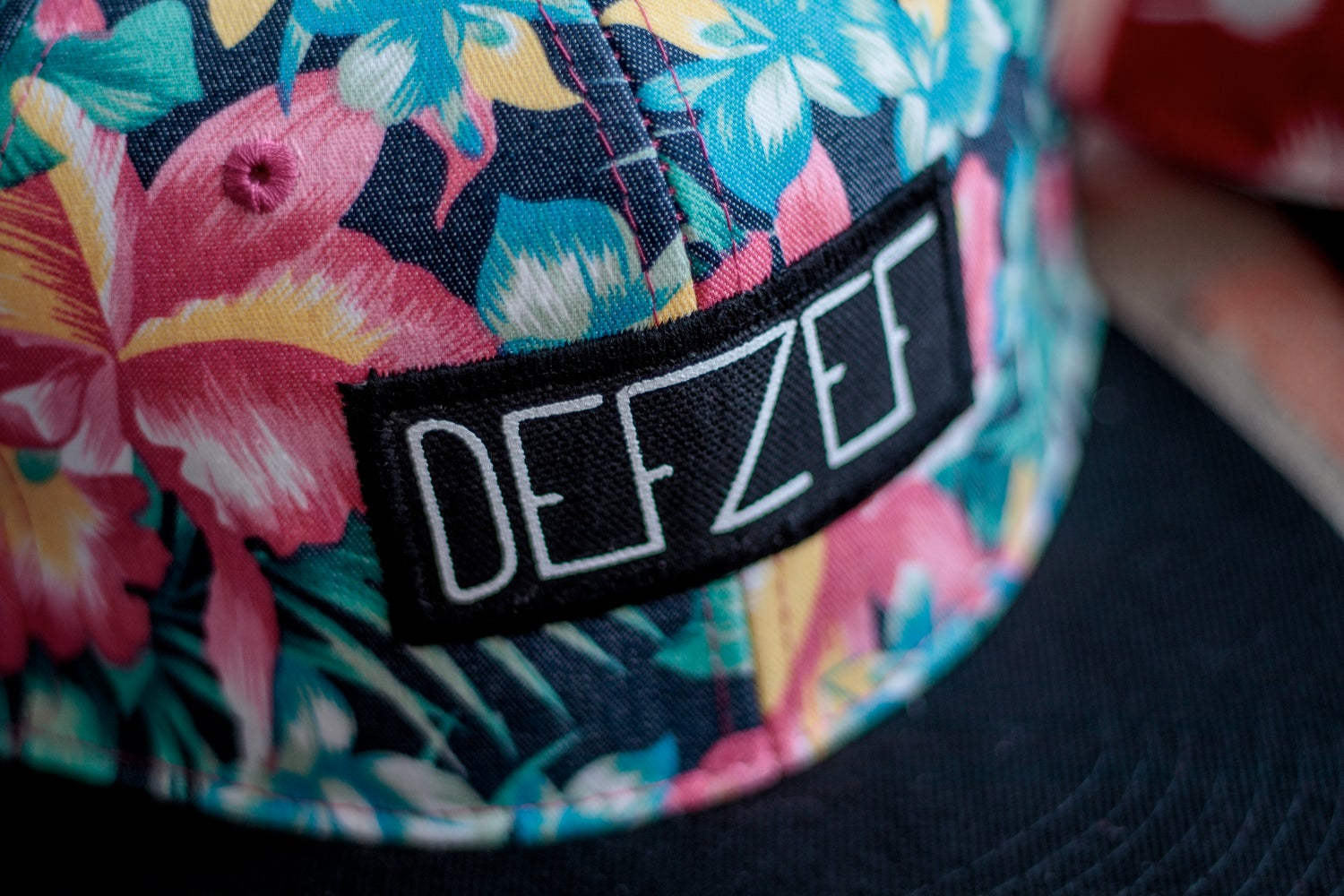 Image of Printed Snapbacks
