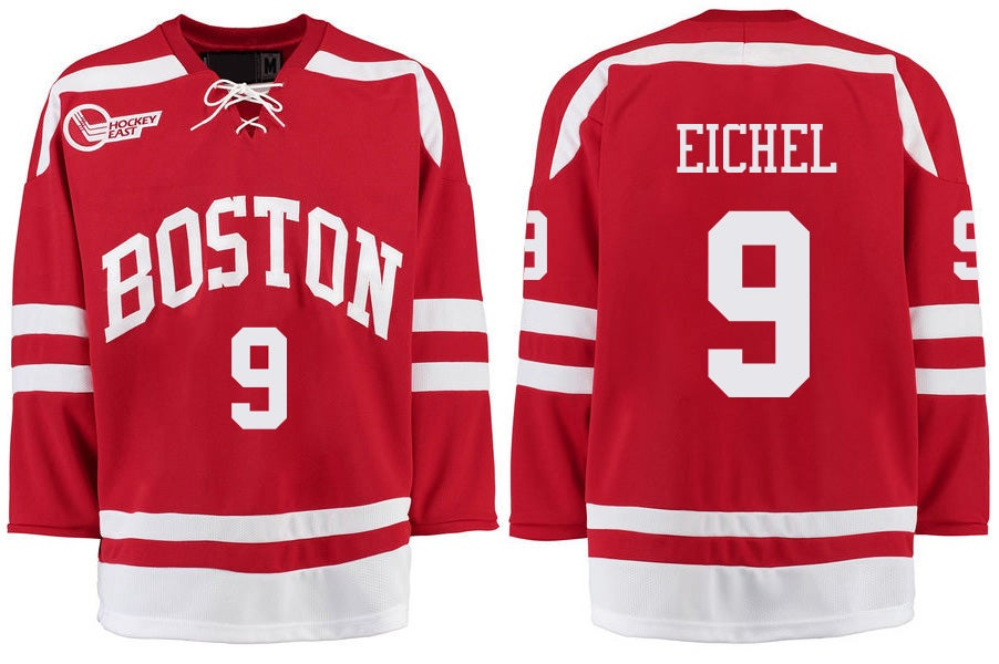 Empire Clothing inc — Boston University #9 Jack Eichel ...