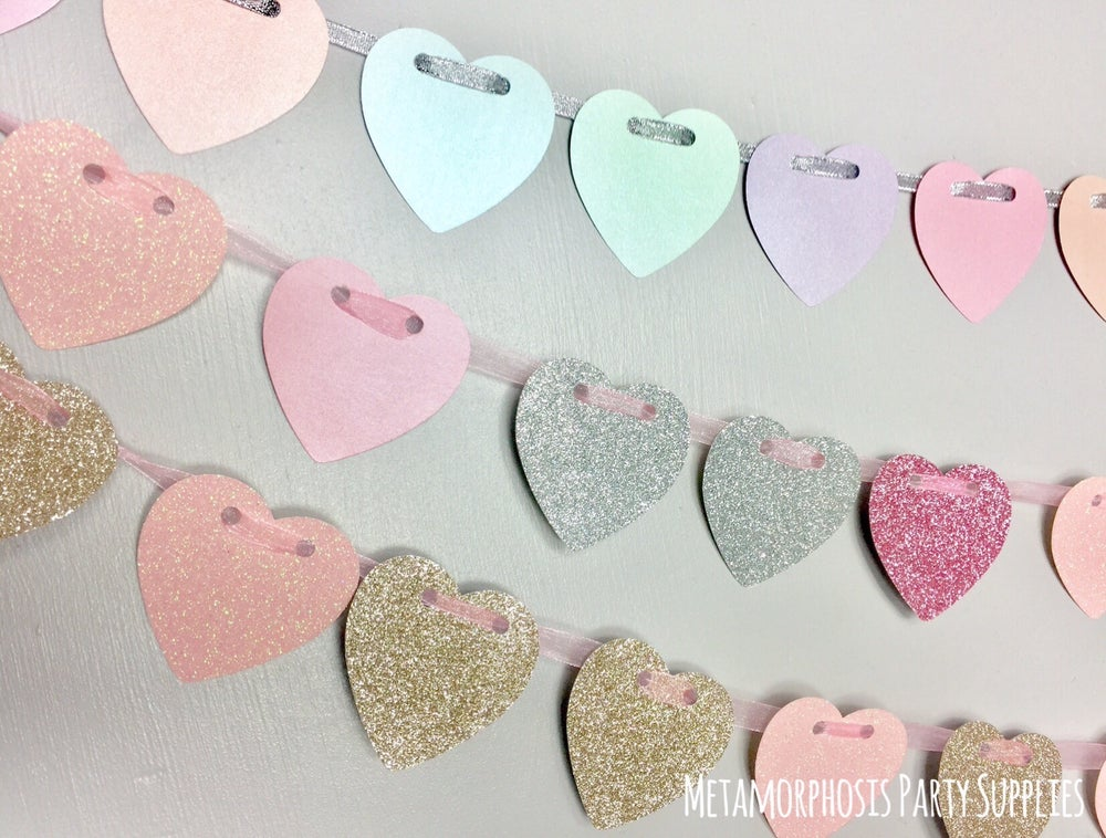 Image of Heart banners