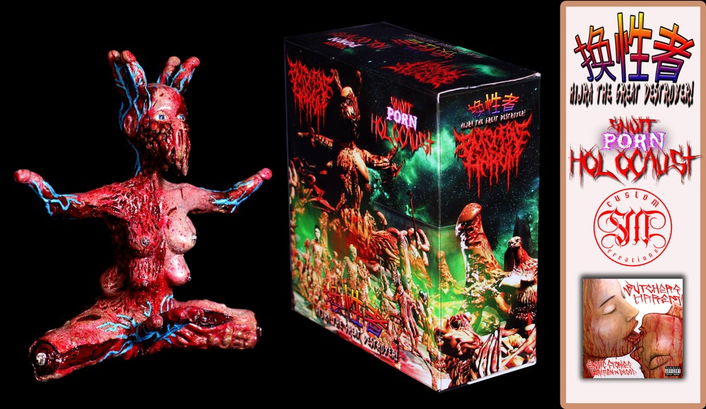 Image of HIJRA THE  GREAT DESTROYER BOXSET