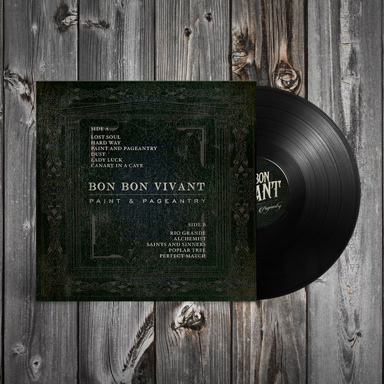 Image of BBV: Paint & Pageantry Vinyl