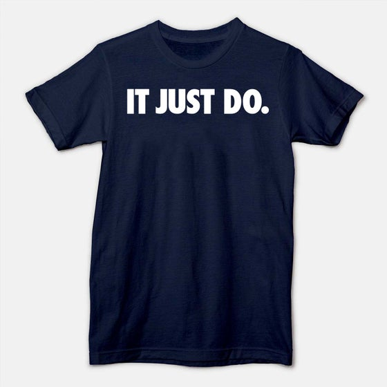 Image of IT JUST DO - NAVY