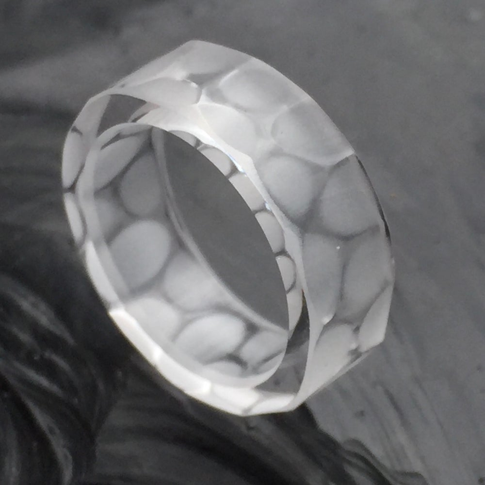 Image of Battuto Ring Size 8.5