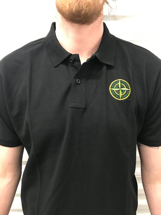 Image of Stoned Island Polo Shirt
