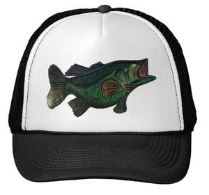 Image of Bass Trucker Hat