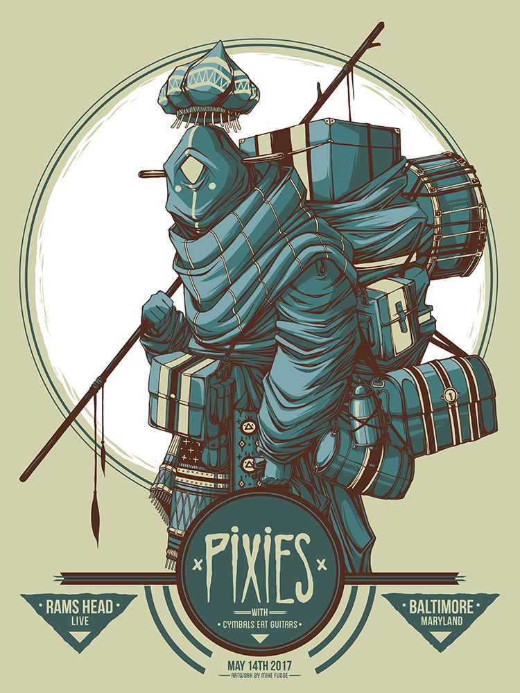 Image of Pixies - Baltimore, MD