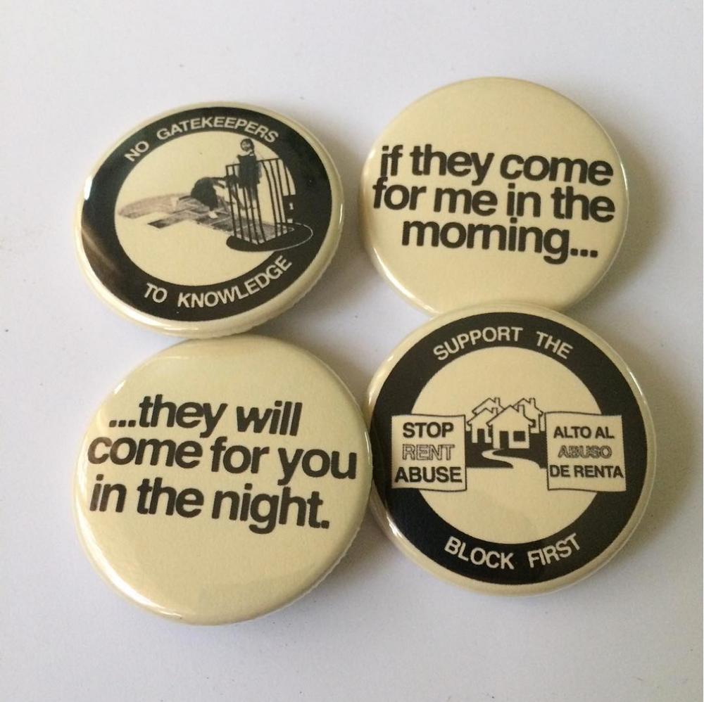 Image of Yelllow Pins