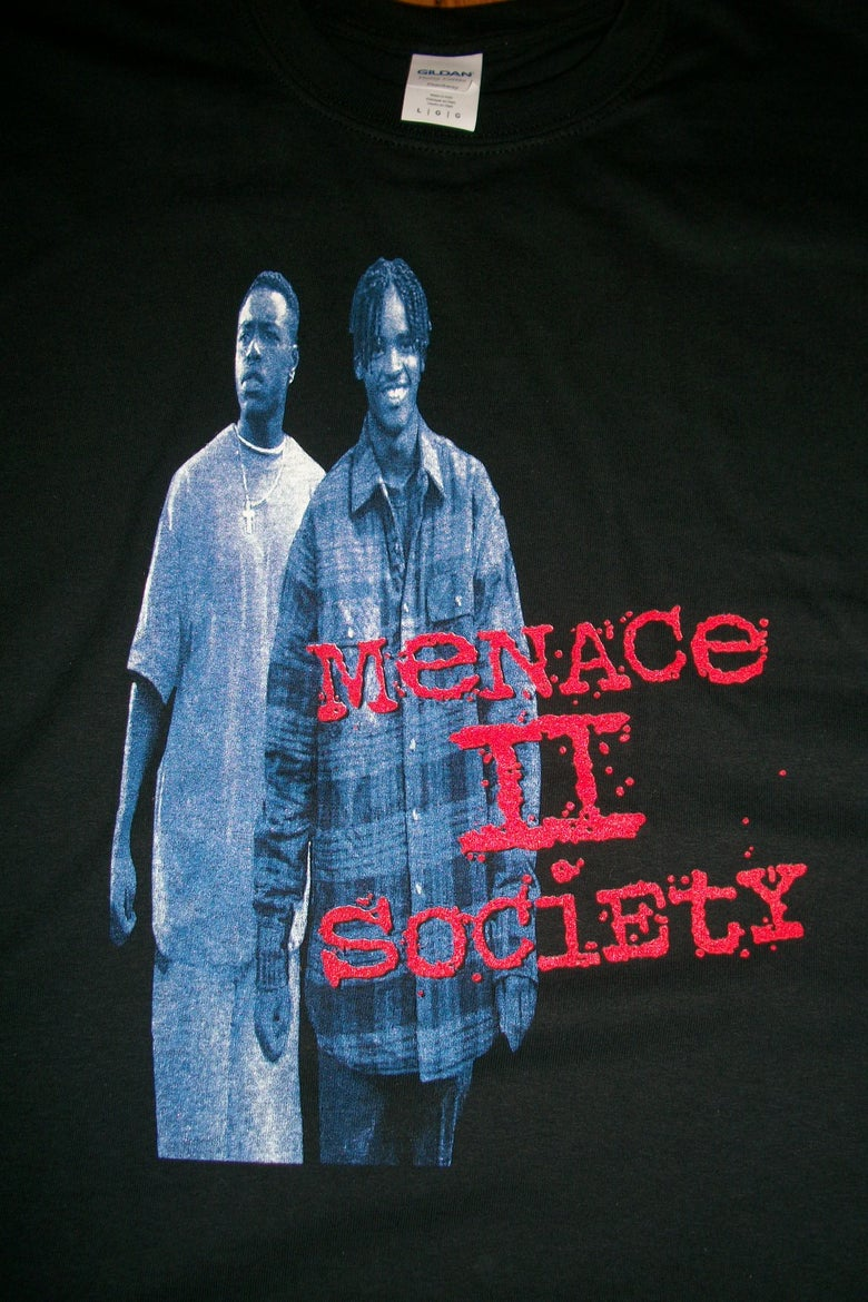 Image of MENACE 2 SOCIETY T SHIRTS IN STOCK