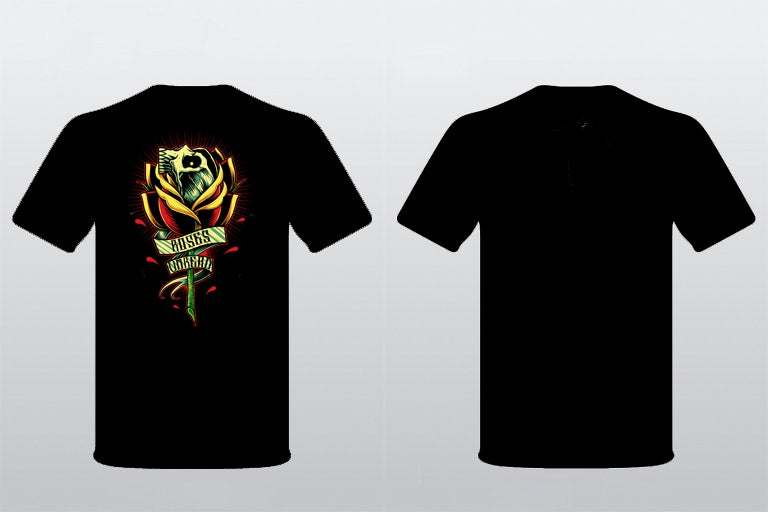 Image of Skull Bloom Shirt
