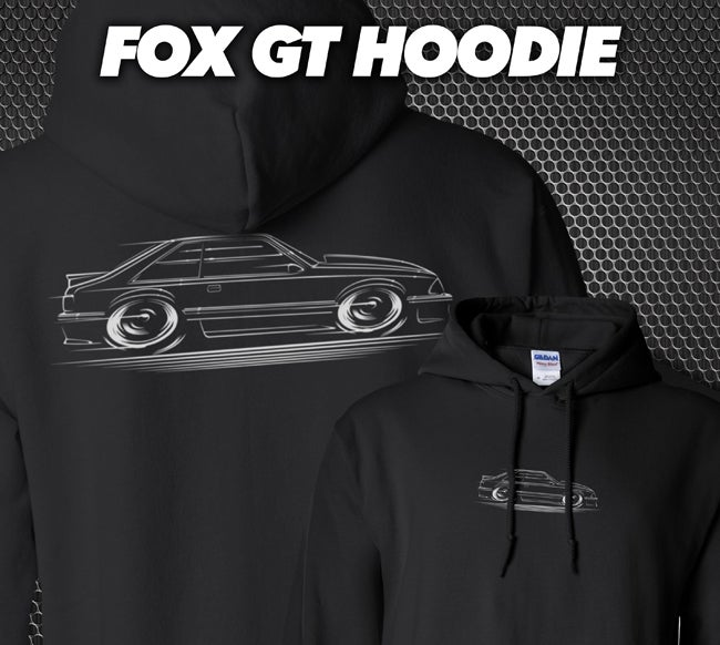 Image of Fox GT T-Shirts Hoodies Banners
