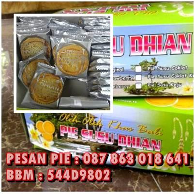 Image of Penjual Pie Susu Bali Dengan Harga Murah