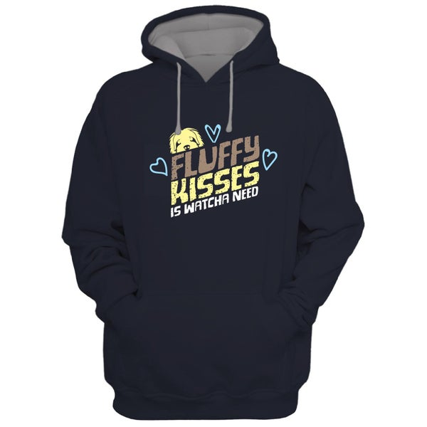 Image of 'Fluffy Kisses' Cockapoo Hoodie
