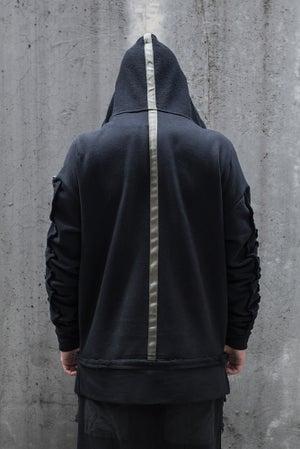 Image of U-F Mental Stripe Hoodie