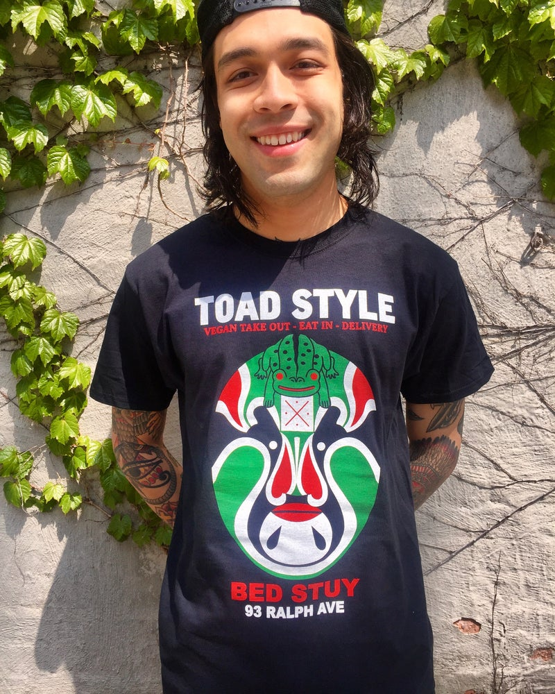 Image of Toad Style Mask Shirt
