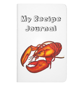 Image of My Recipe Journal - Lobster