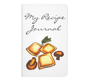 Image of My Recipe Journal - Ravioli