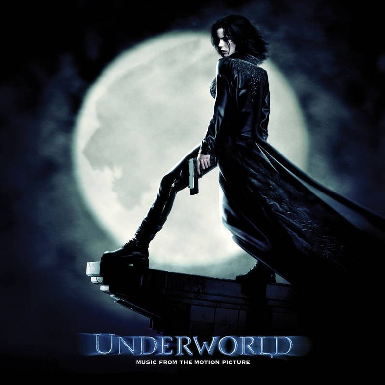 Image of Underworld (Music From The Motion Picture Soundtrack) 'Clear W/Black Smoke' Vinyl - Various