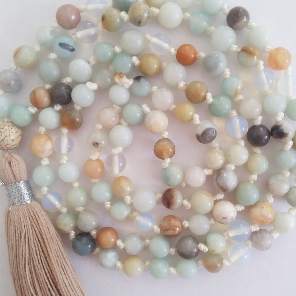 Image of Divine feminine share your heart mala