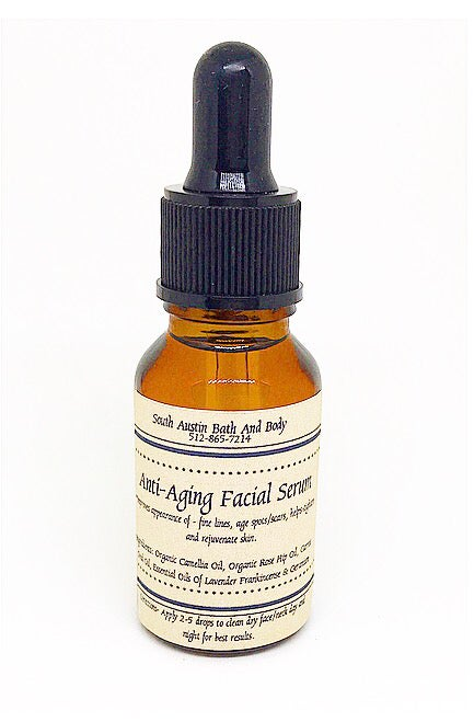 Image of Anti-Aging Facial Serum         15ML