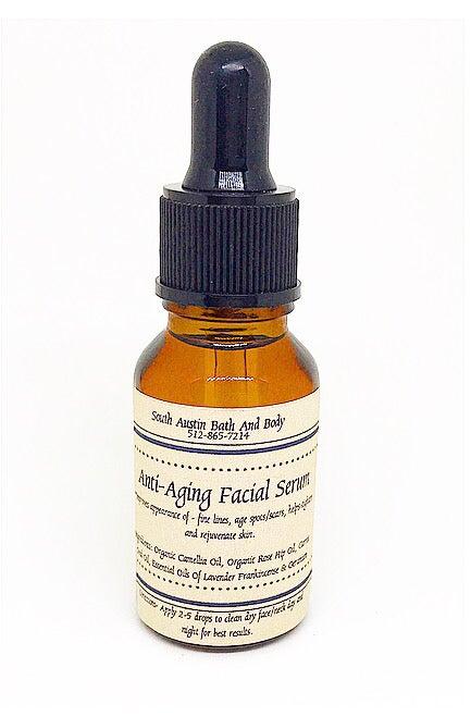 Image of Anti-Aging Facial Serum         15ML
