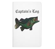 Image of Captain's Fishing Log - Bass