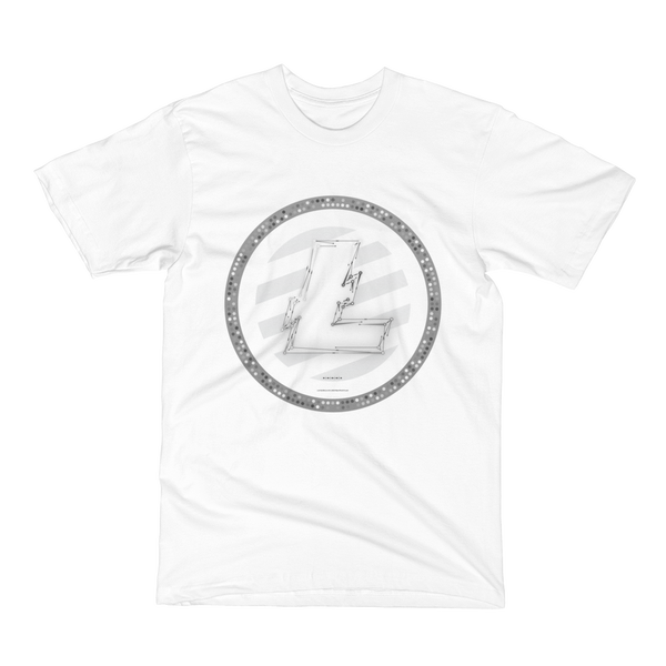 Image of Litecoin SegWit Puzzle T-shirt