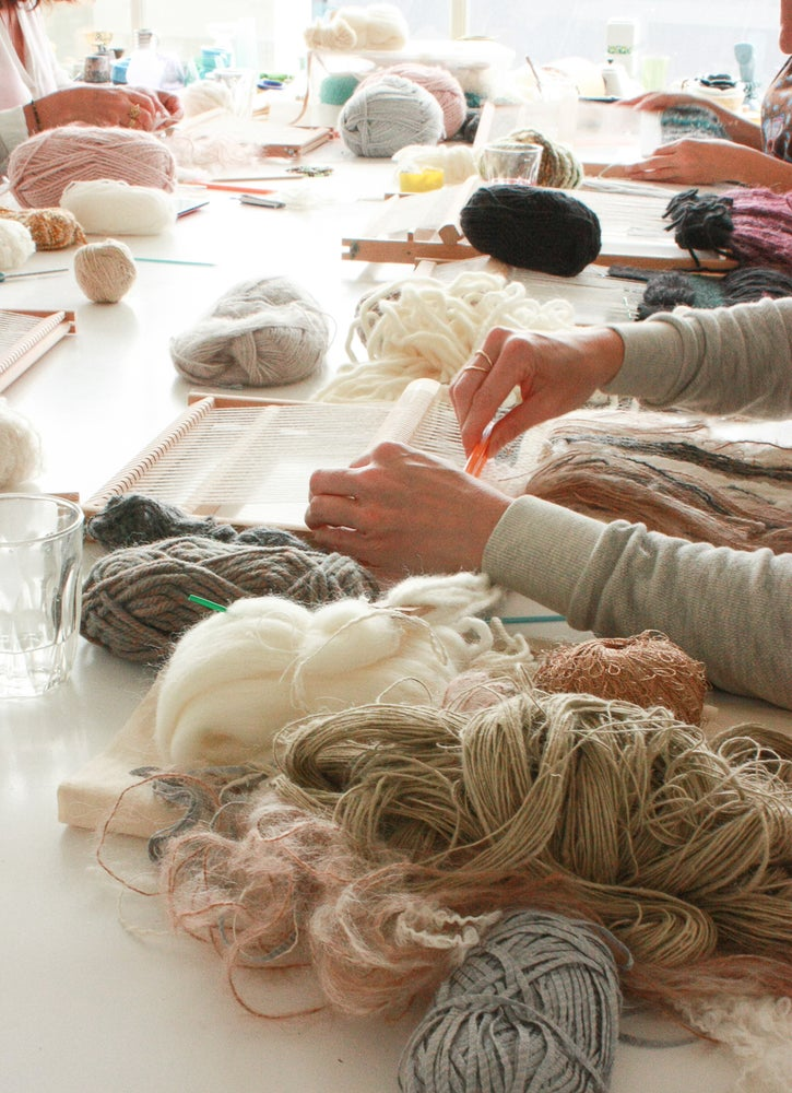 Image of Weaving workshop 6th of October
