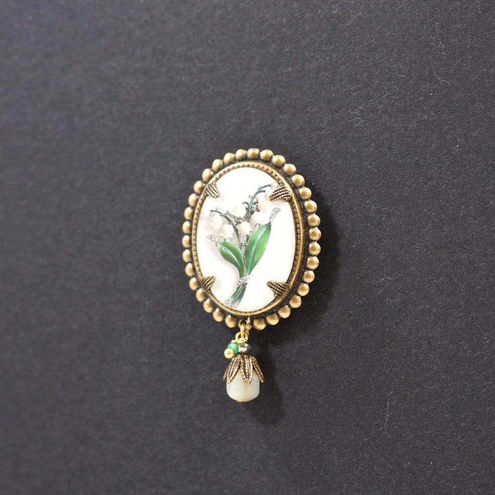 Image of Lily - Mini-broche