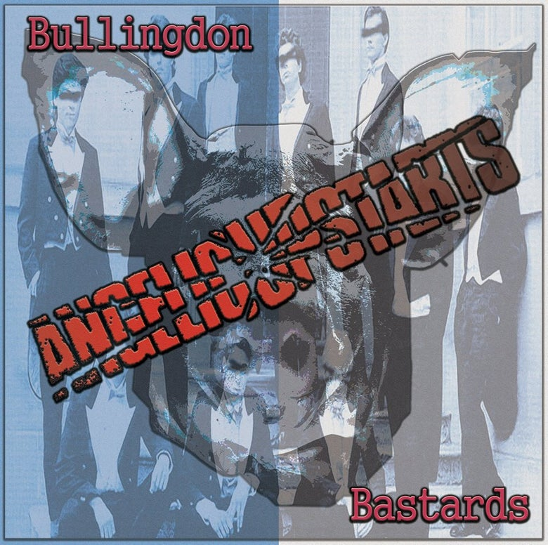 Image of Angelic Upstarts - Bullingdon Bastards Ltd Edition Green Vinyl Repress with CD included