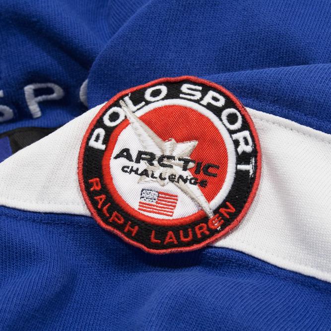 Image of Polo Sport Ralph Lauren Vintage Rugby Arctic Challenge XL