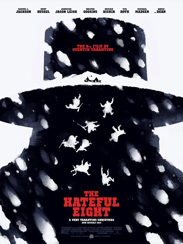 Image of THE HATEFUL EIGHT